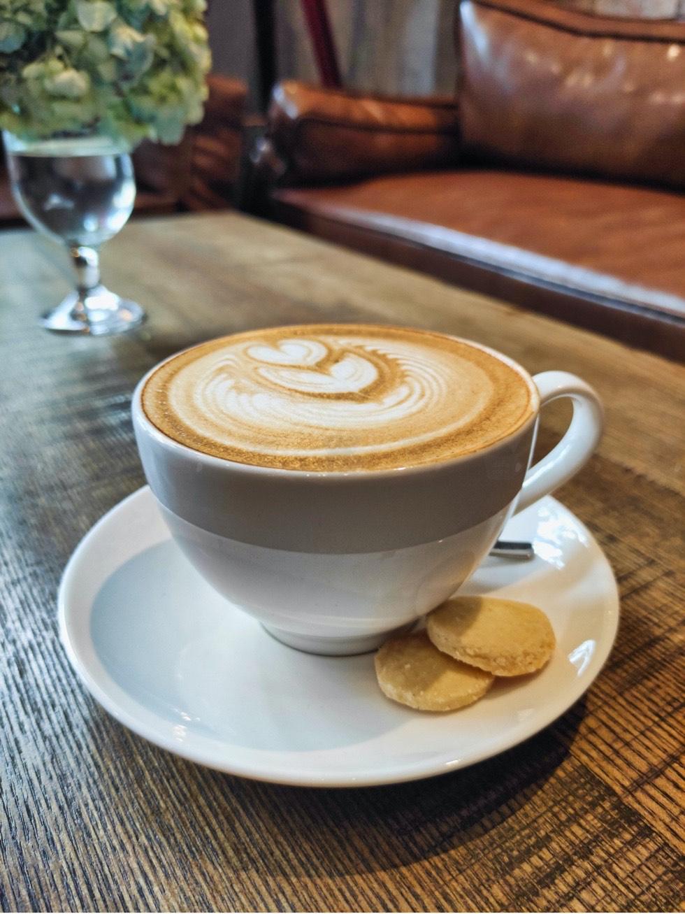 80's Coffee Closeup