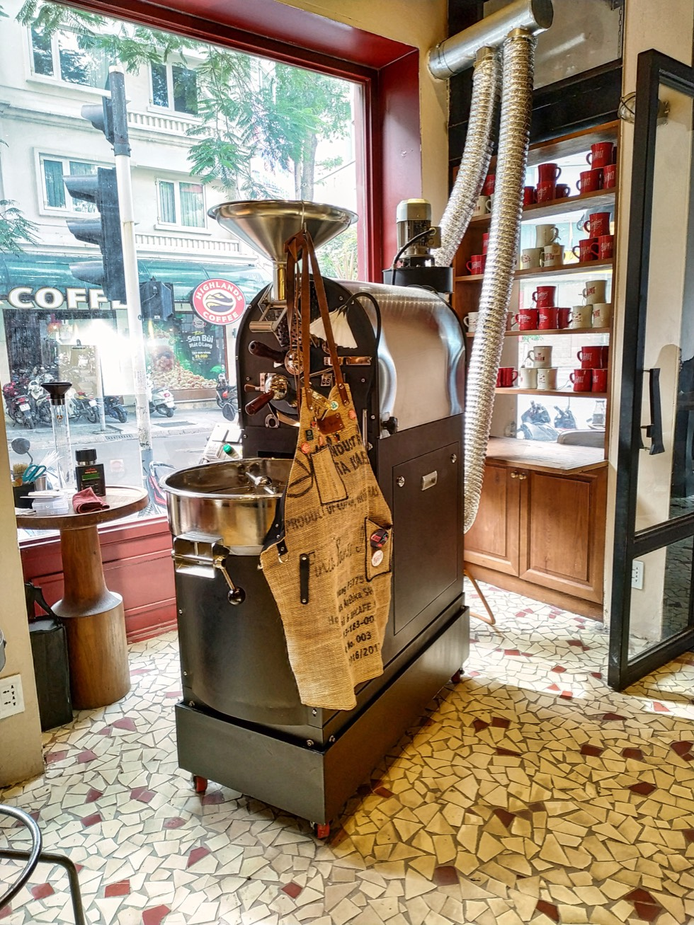 All Day Coffee Roaster