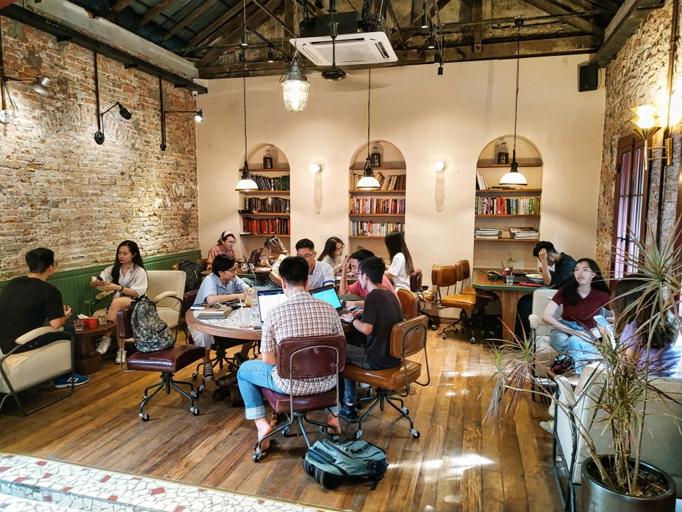 All Day Coffee Social