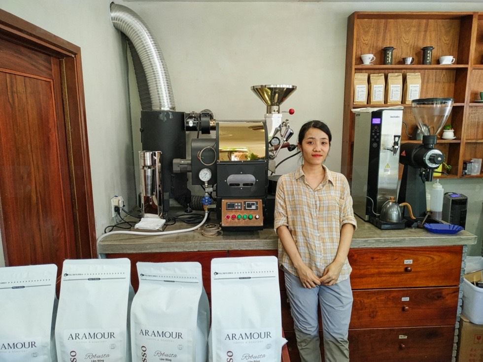 Aramour Coffee & Roastery - Roaster