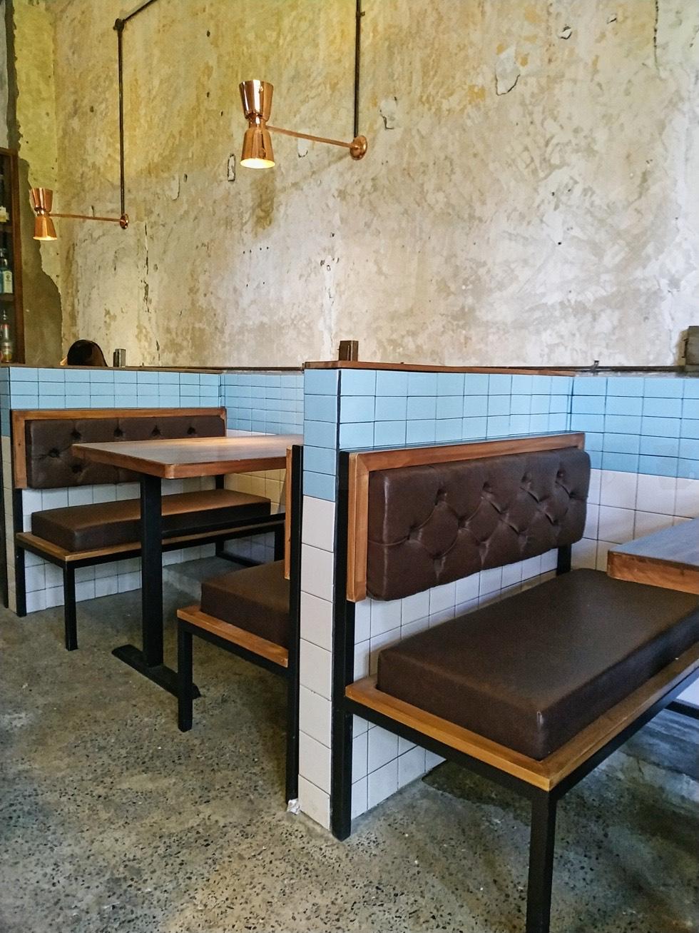 Brewbar Booths