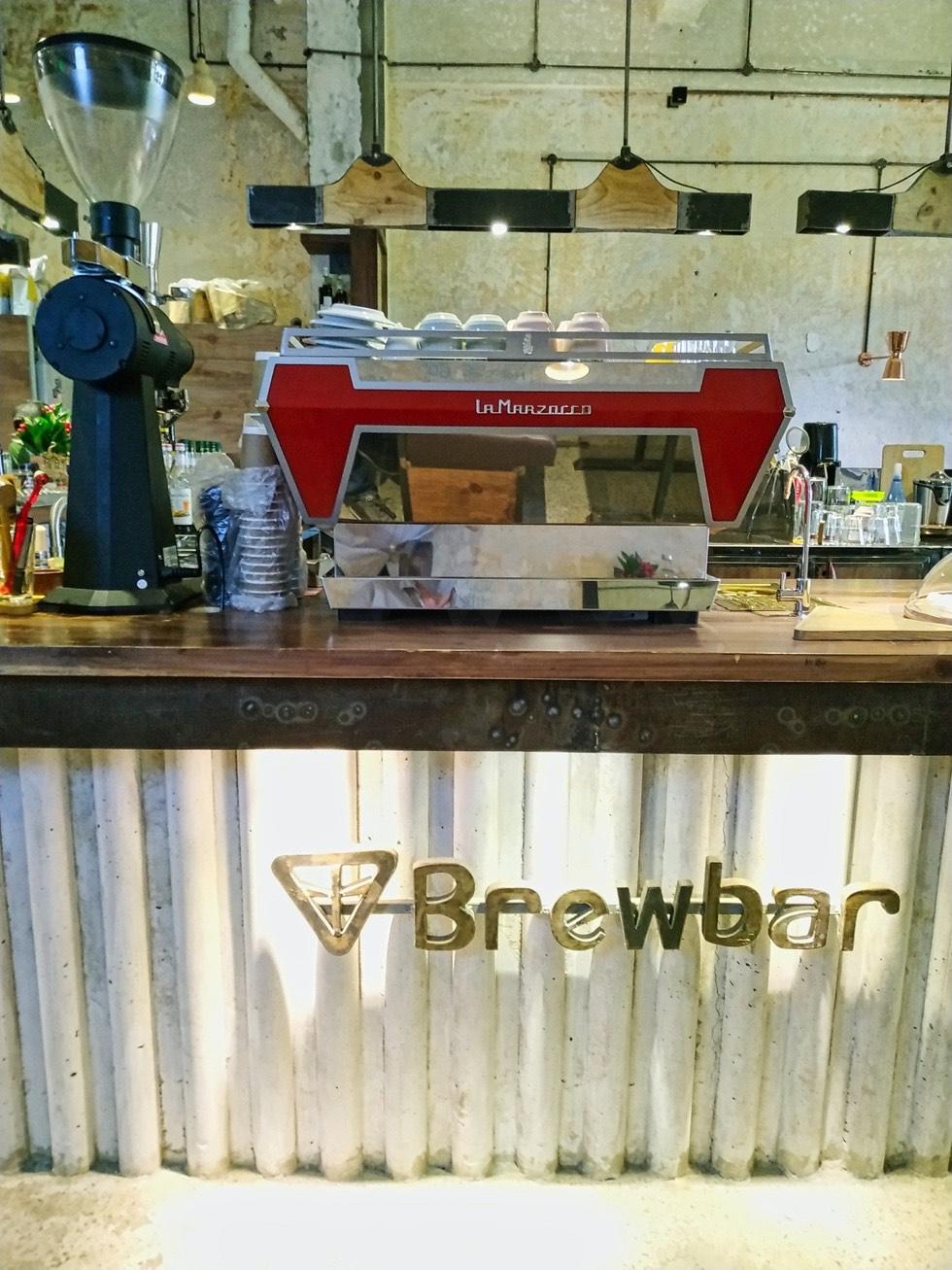 Brewbar Counter