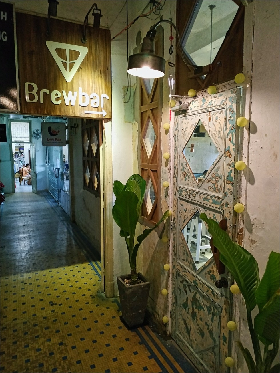 Brewbar Entrance