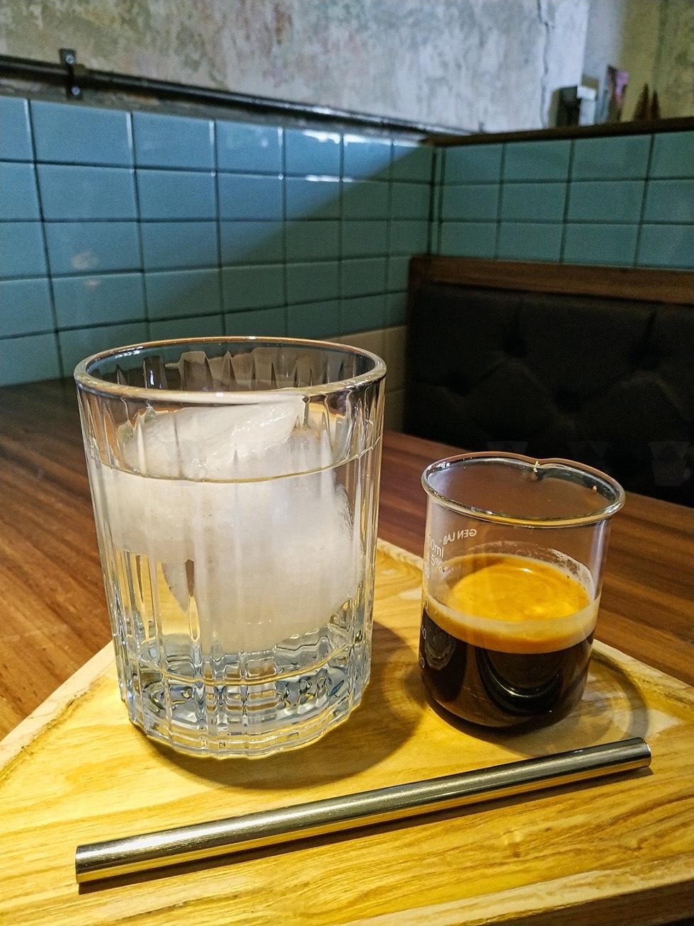 Brewbar Iced Coconut Espresso
