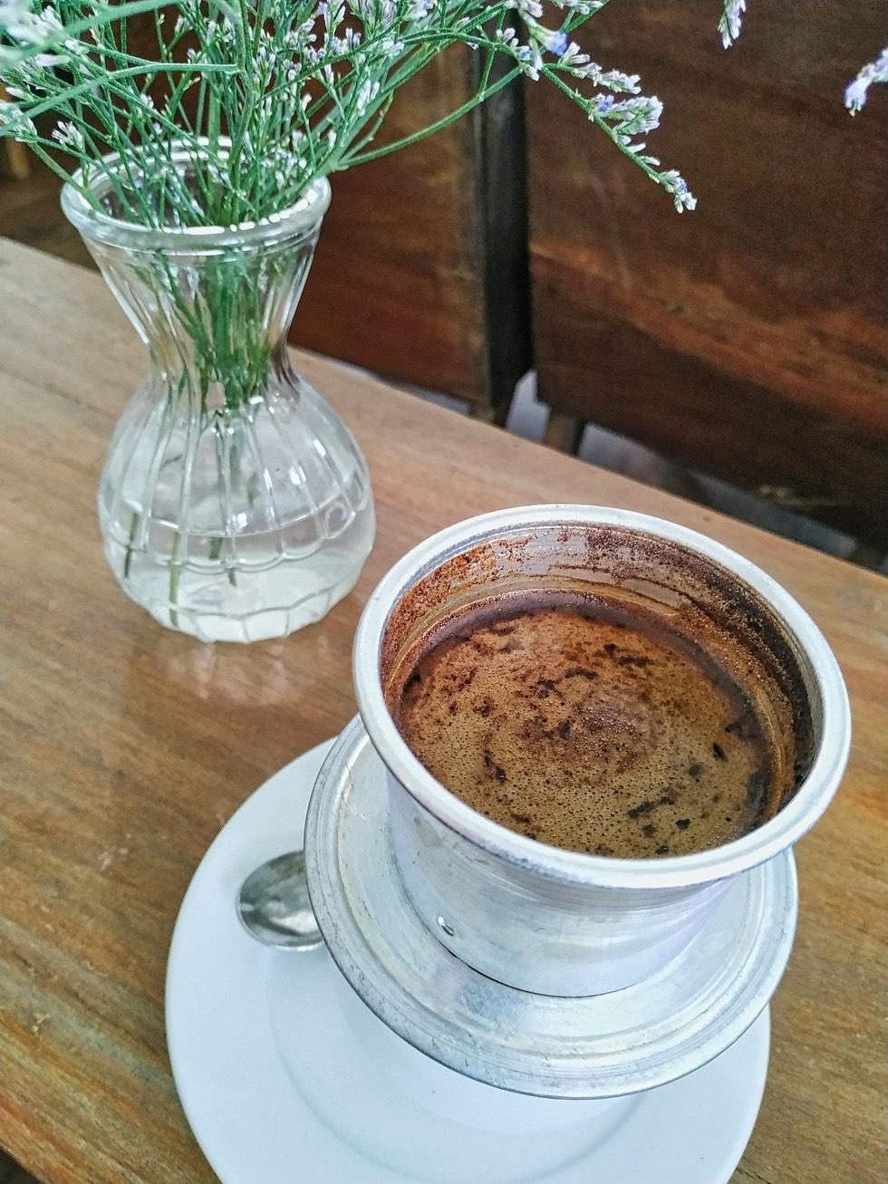 Cafe Vừng Coffee