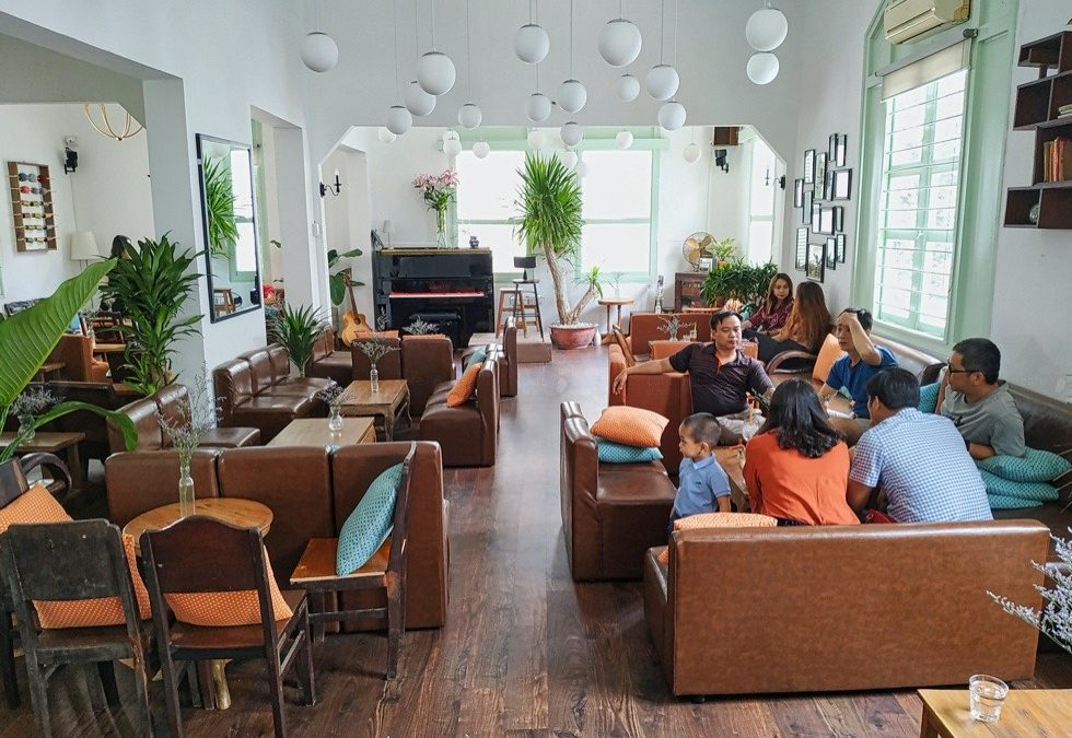 Cafe Vừng Featured