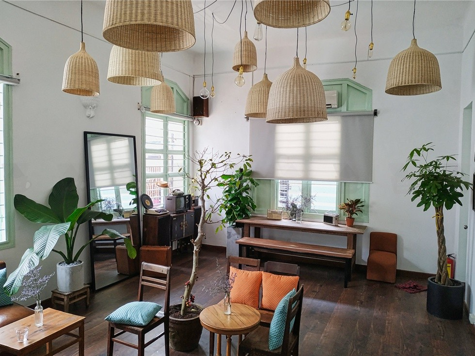 Cafe Vừng Lamps