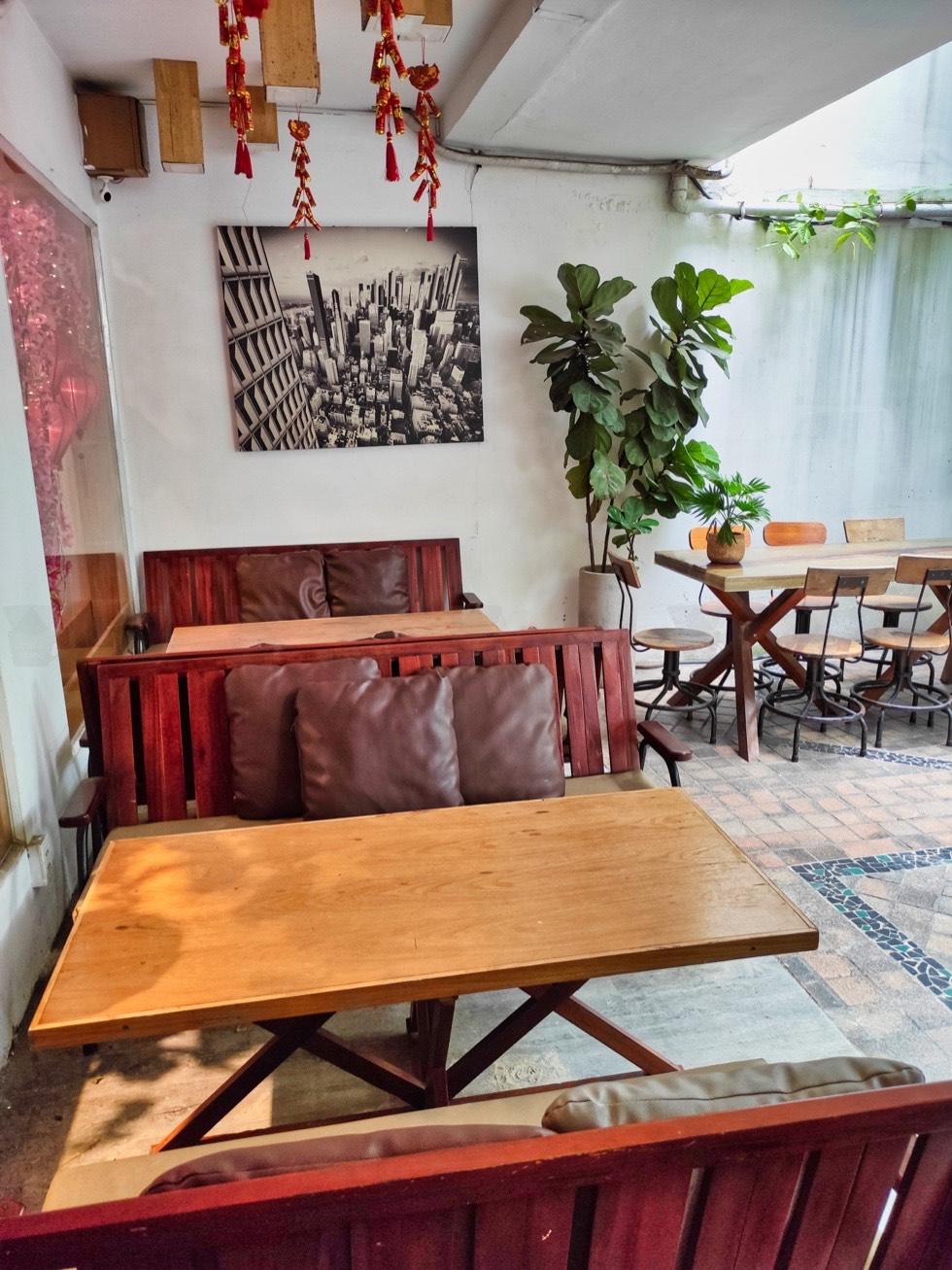 Chanchamayo Coffee Outdoors