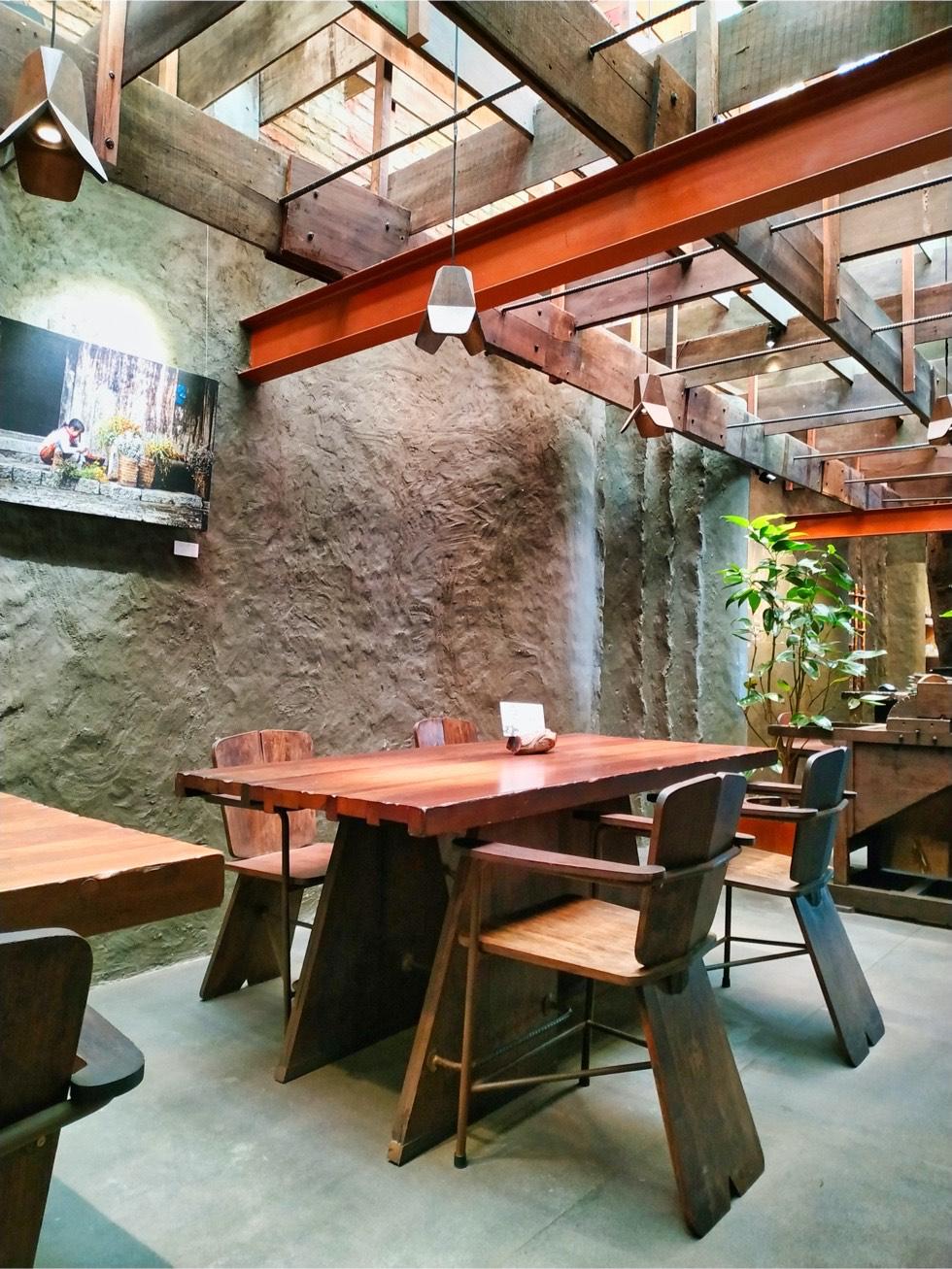Chill Corner Architecture