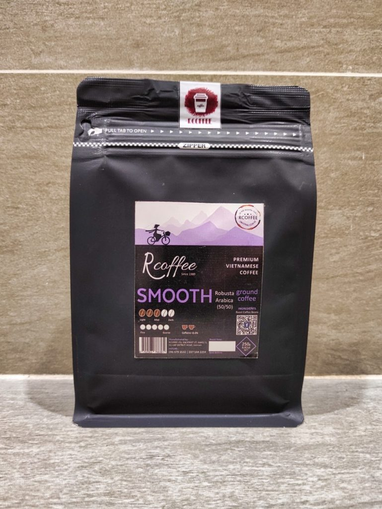 Rcoffee Smooth