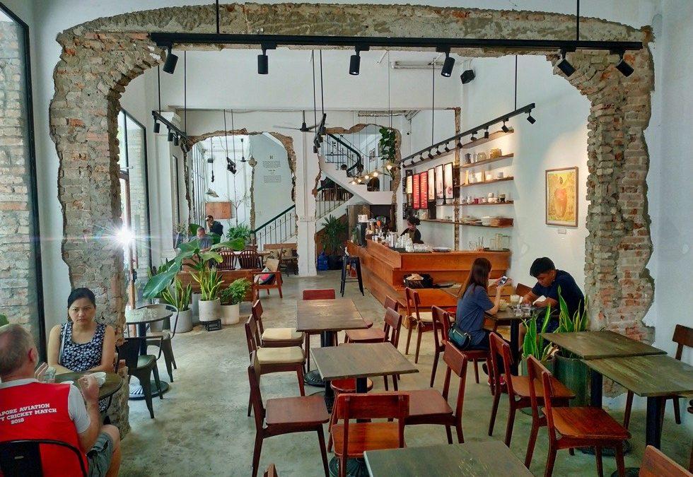Coffee Hut Featured