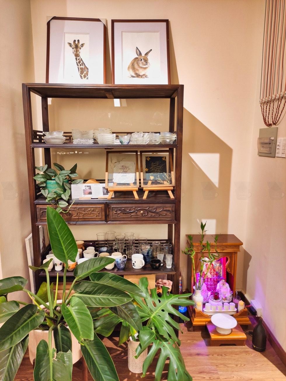 Hôm Nay Cafe Furniture