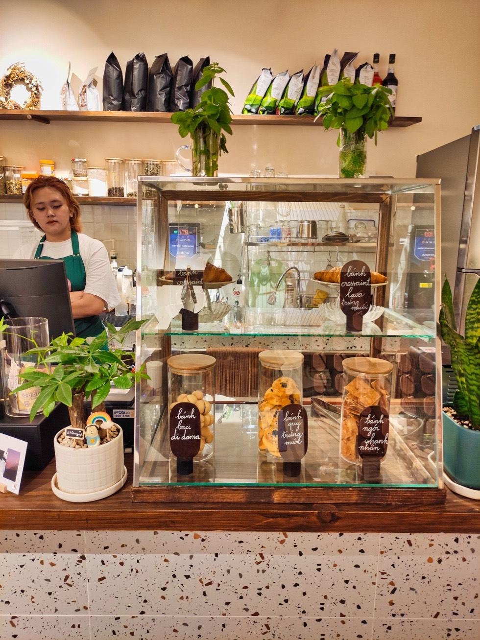 Hôm Nay Cafe Pastries