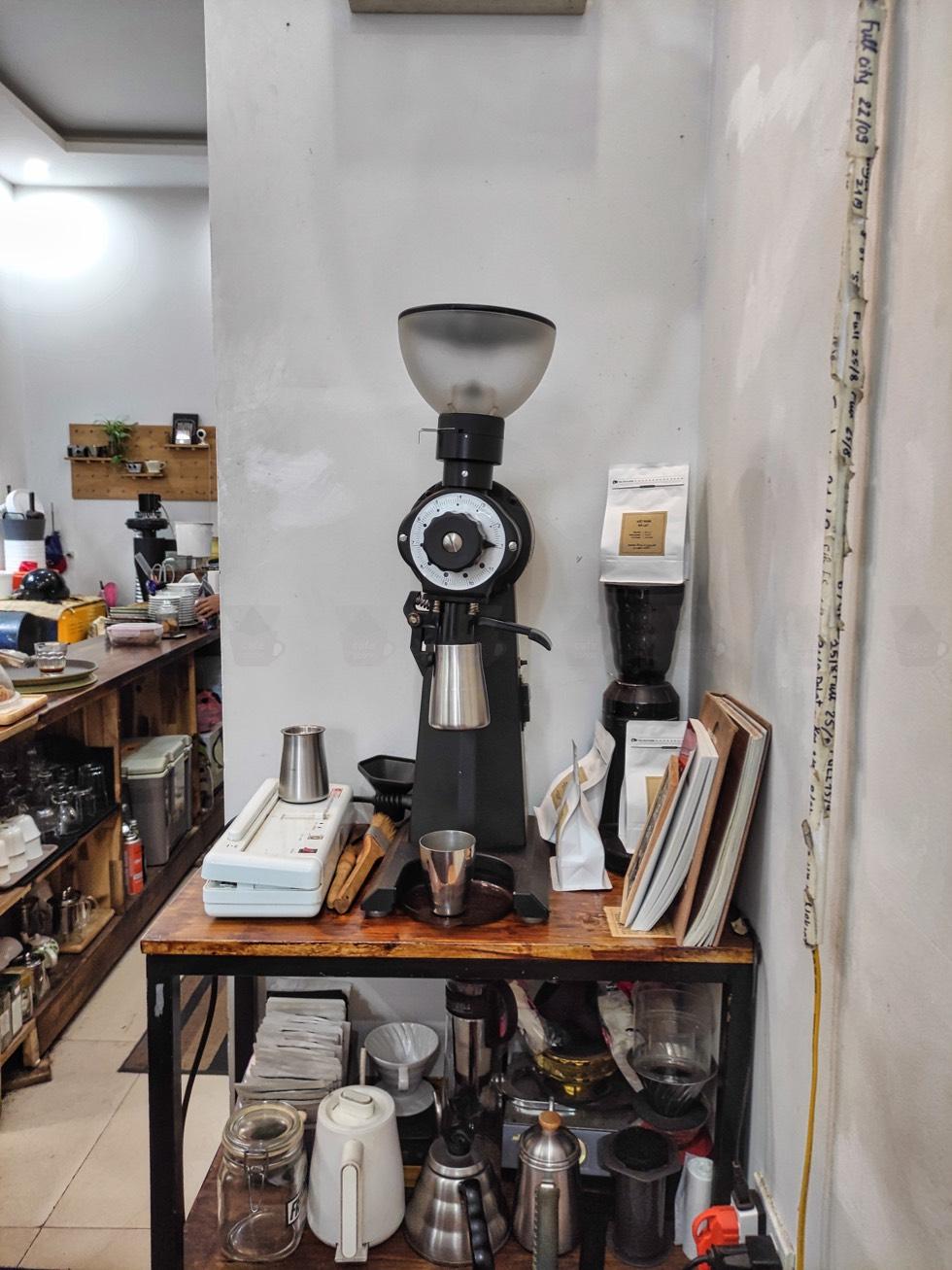Kafeville Machines