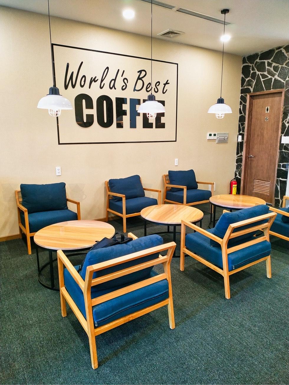 Logistics Coffee Seating