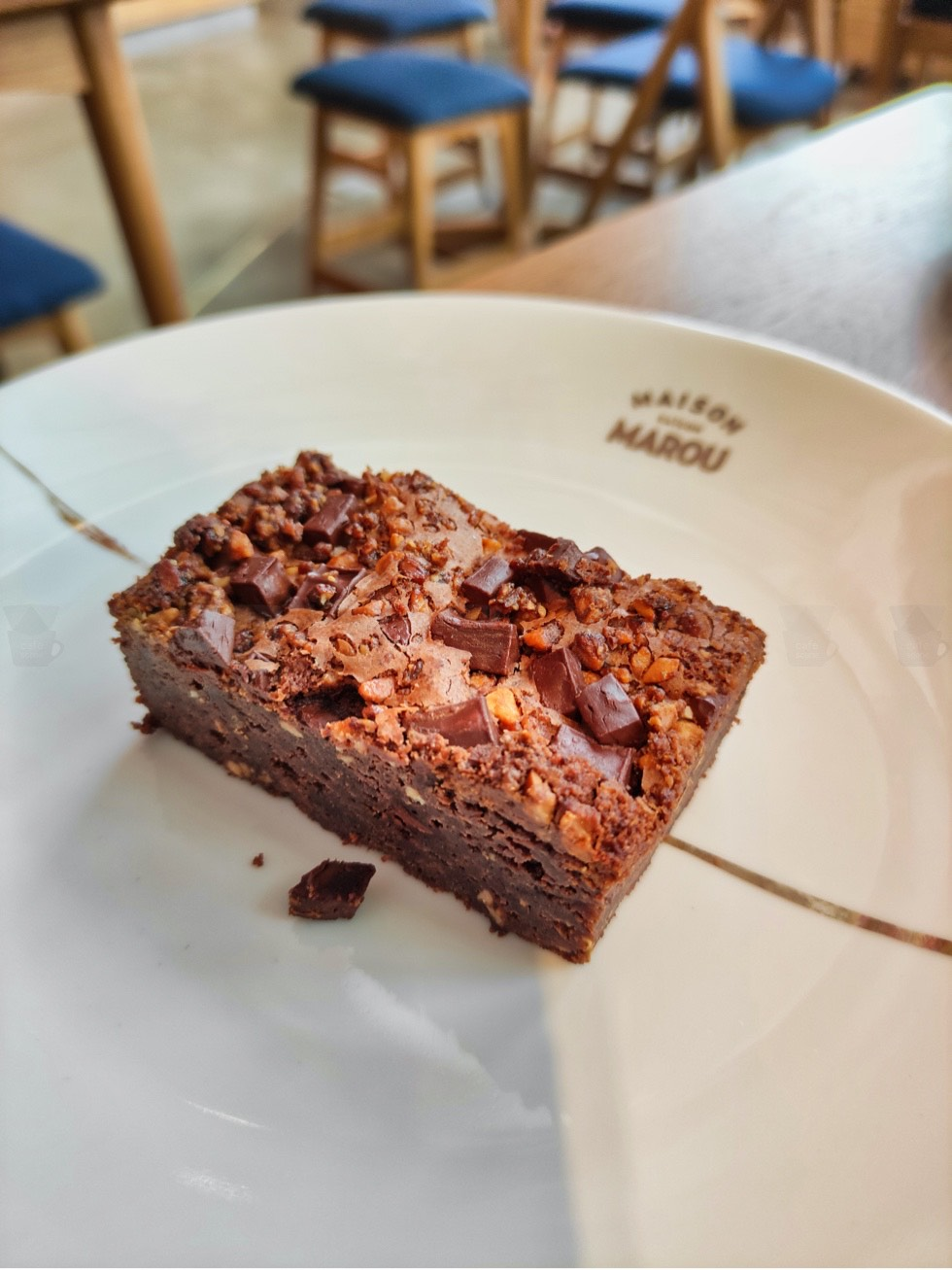 Maison Marou Brownie