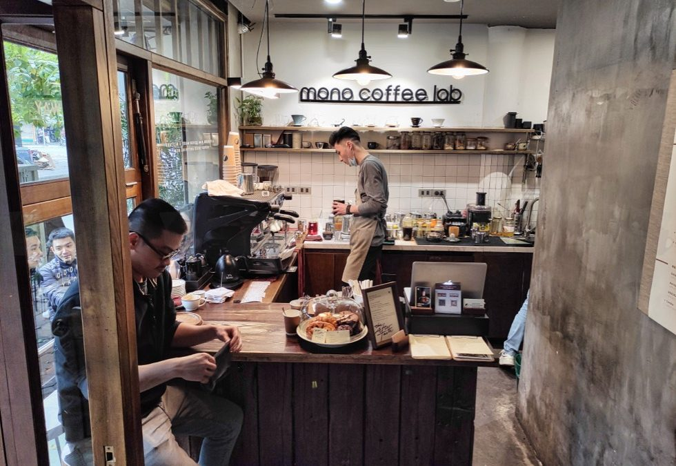MONO Coffee Lab Featured