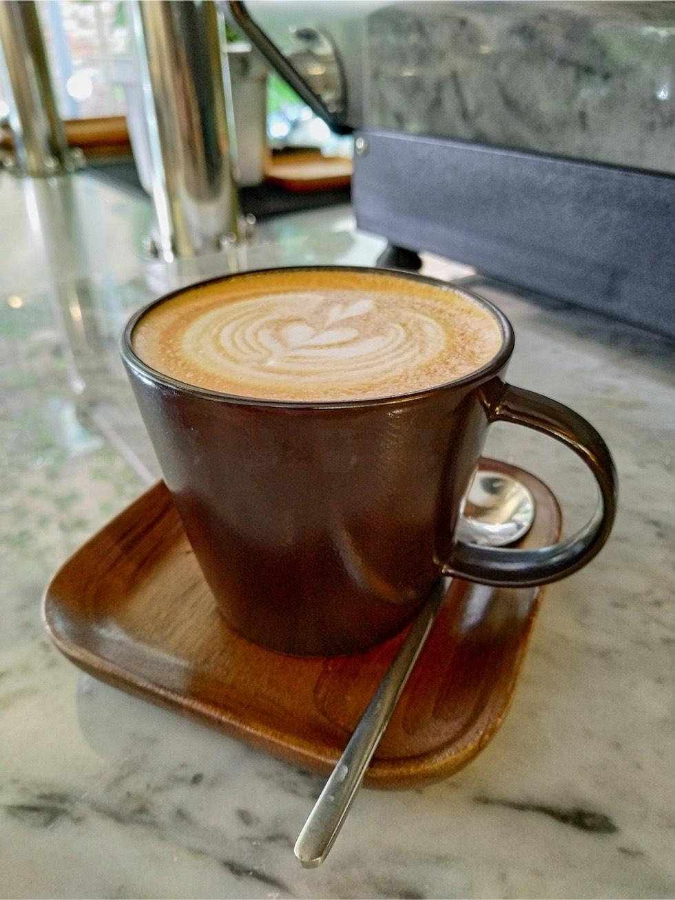 Nomad Cold Brew Coffee Closeup