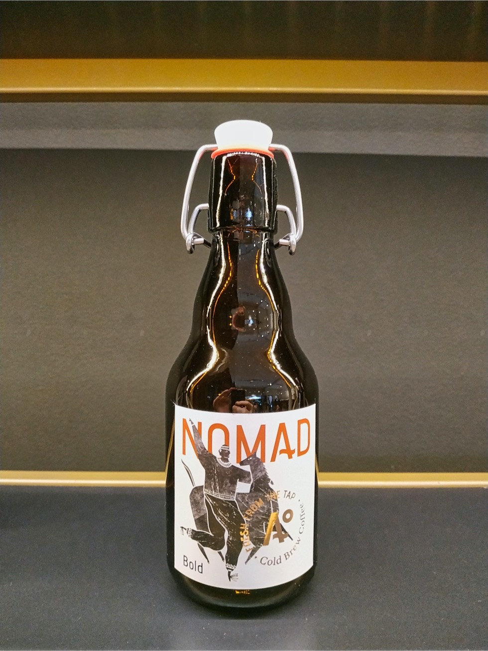 Nomad Cold Brew Coffee Bottle