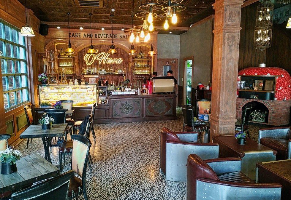 O'Hara Coffee Saloon Featured