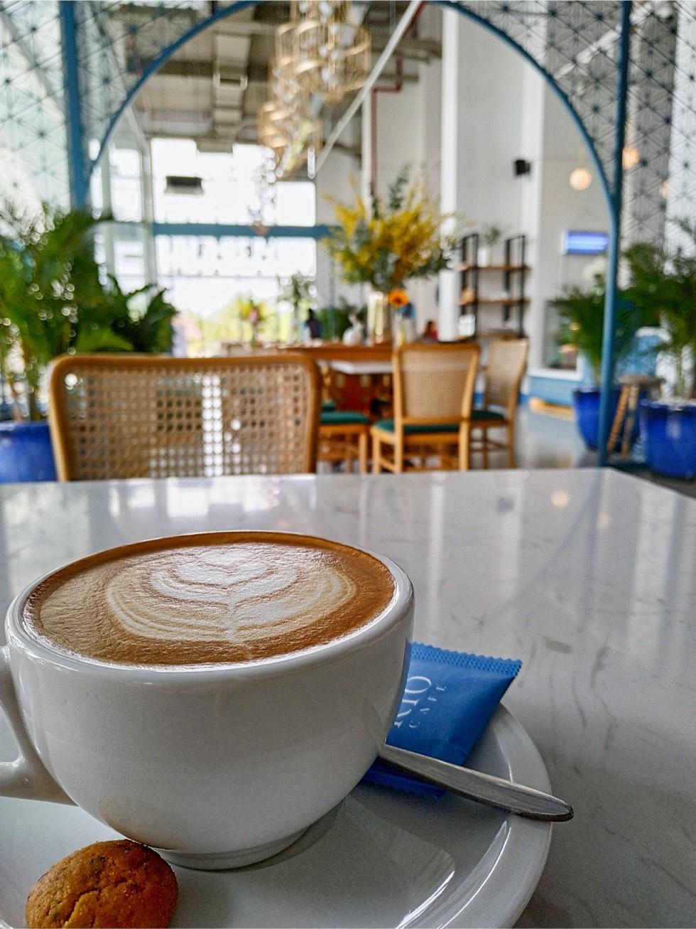 Rio Cafe Closeup