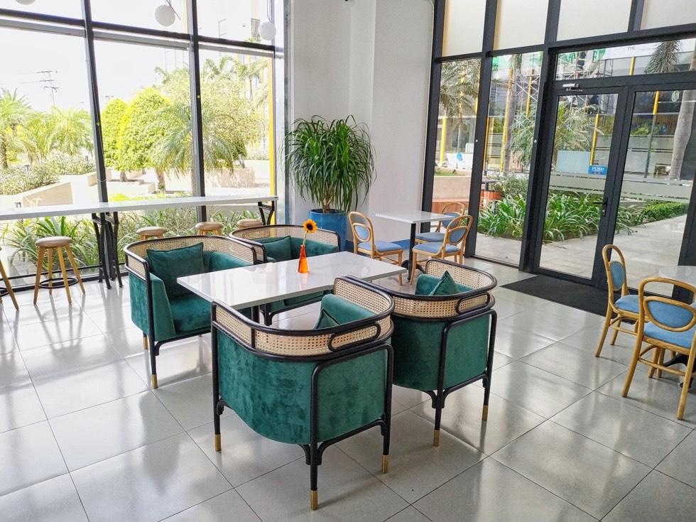 Rio Cafe Interior