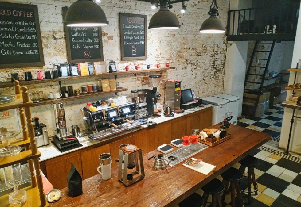 Saigon Coffee Roastery Featured