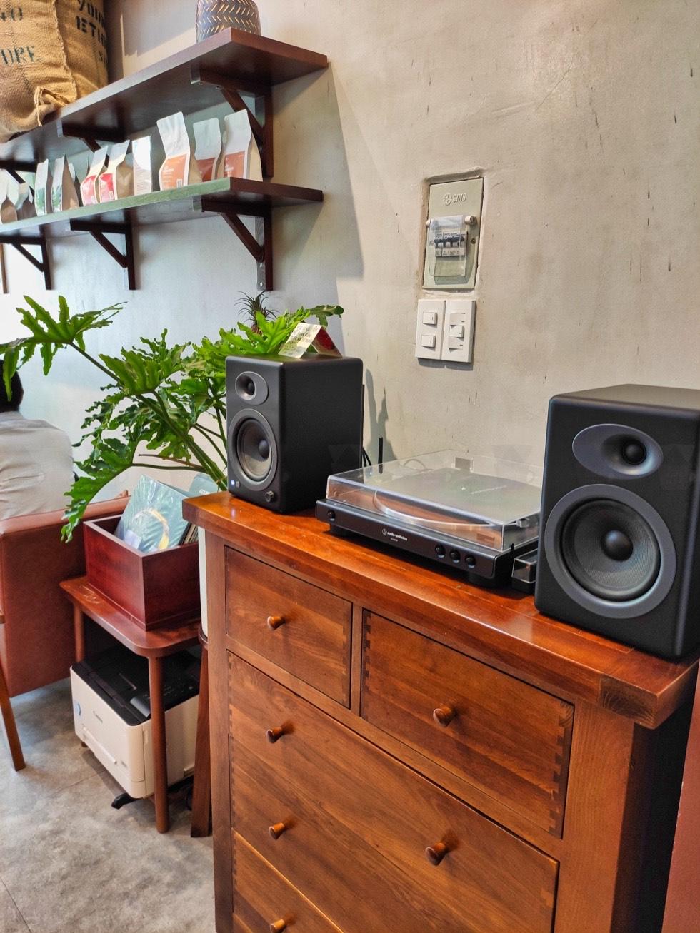 Silie Cafe Audio