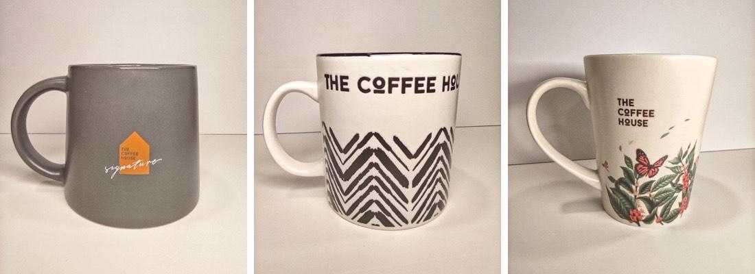 Coffee House Branded Mugs