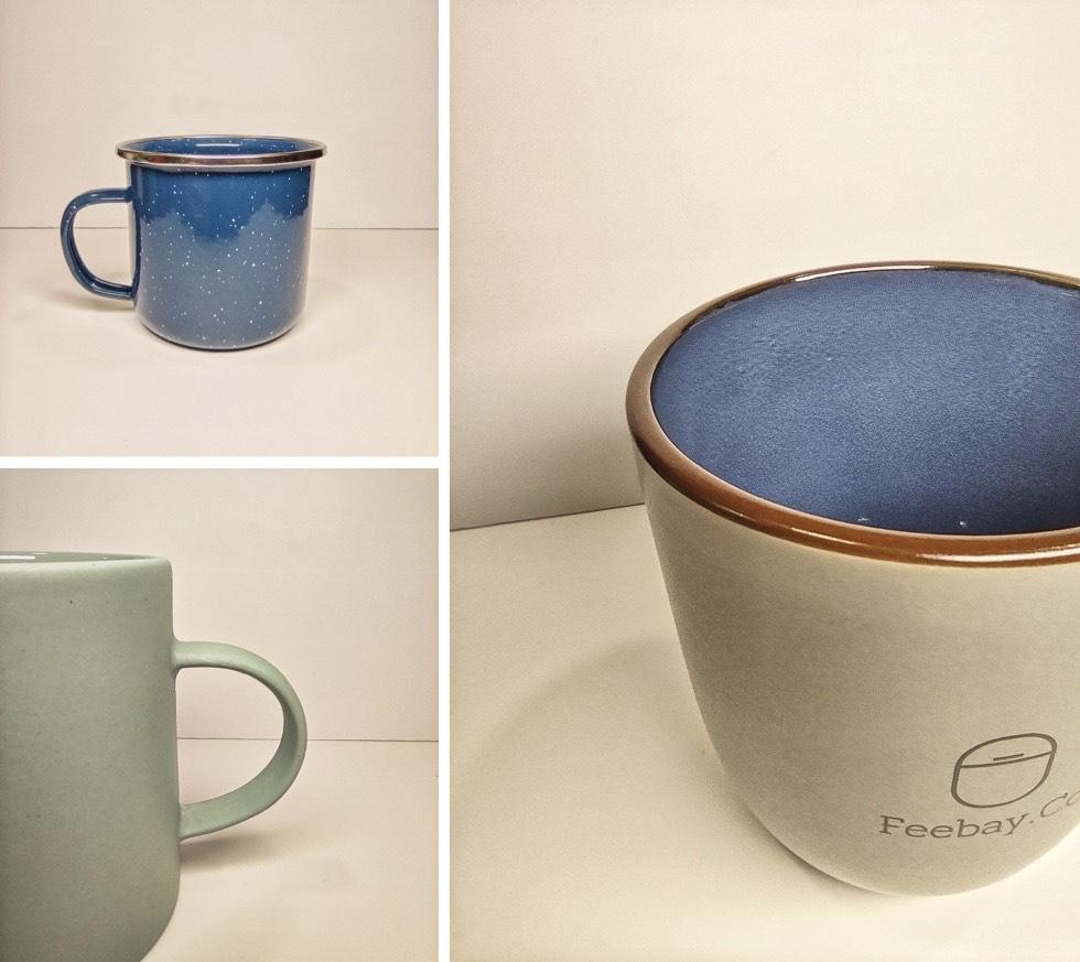Mug Material Variety