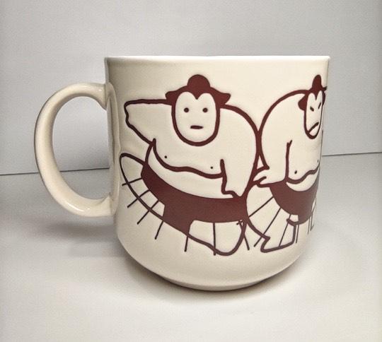 Sumo Sized Mug