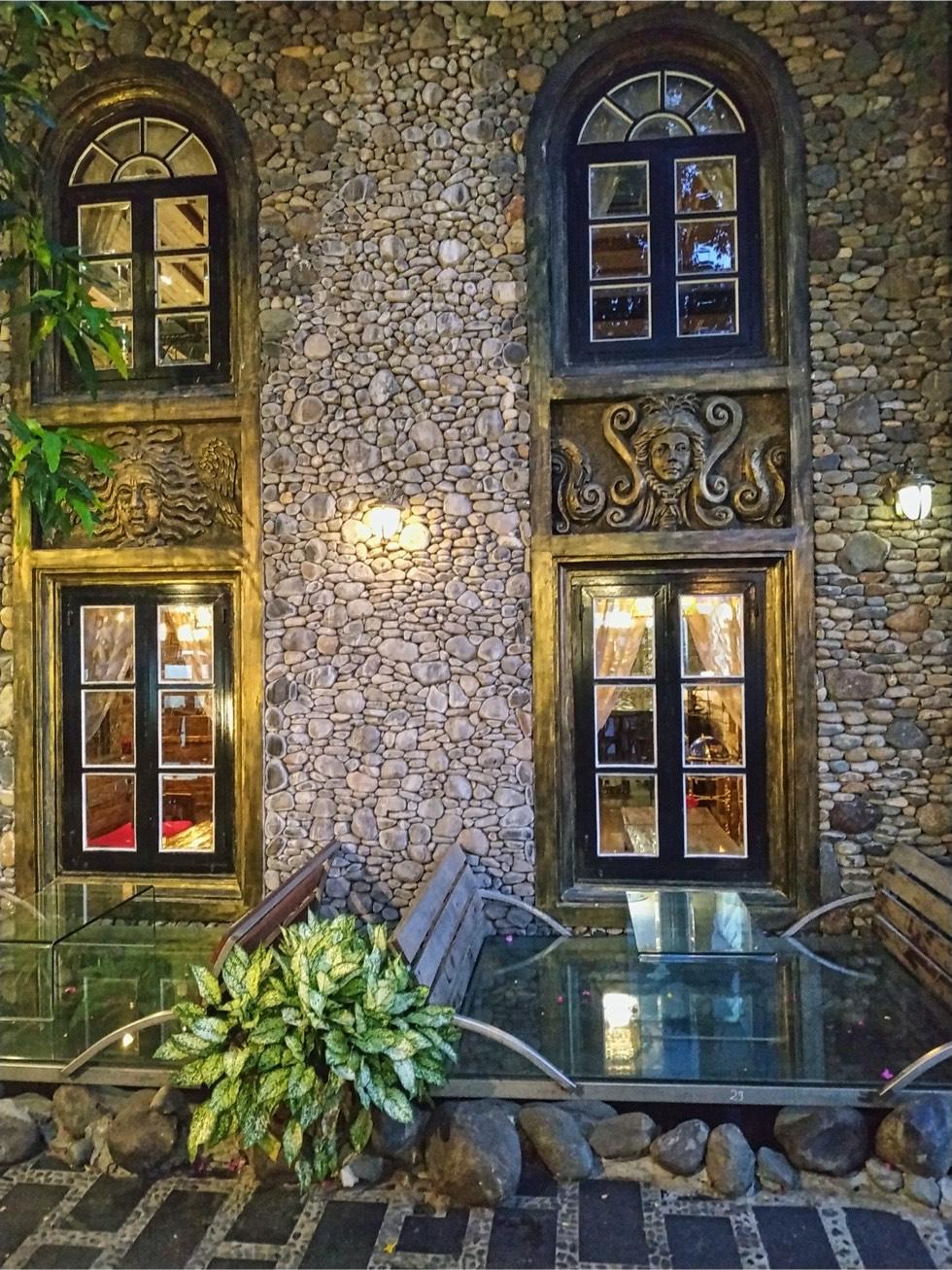 Stone Castle Cafe Authentic