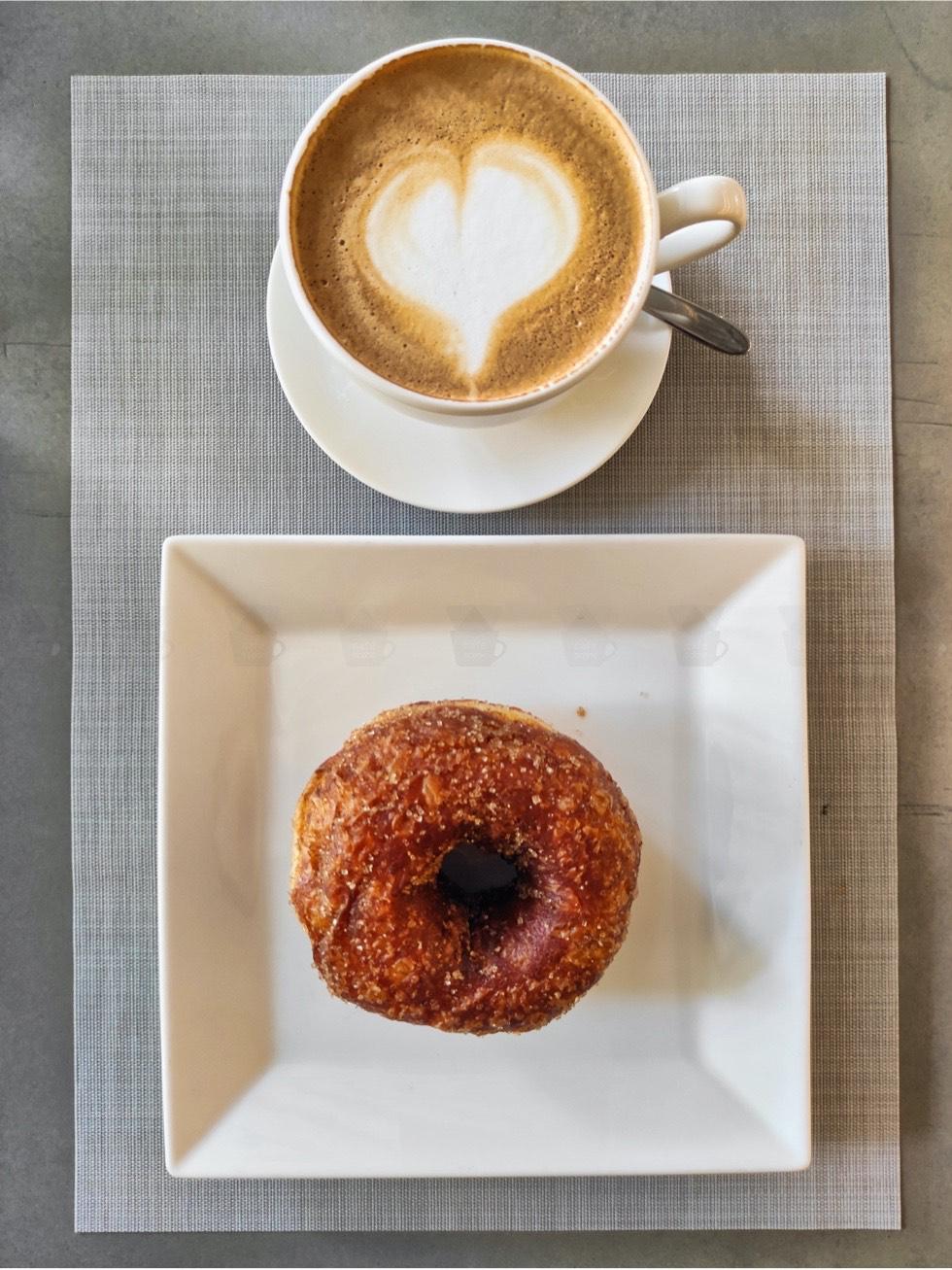 Tartine Saigon Coffee and Donut