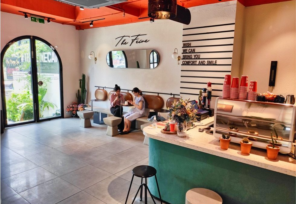 The Feine Cafe Featured
