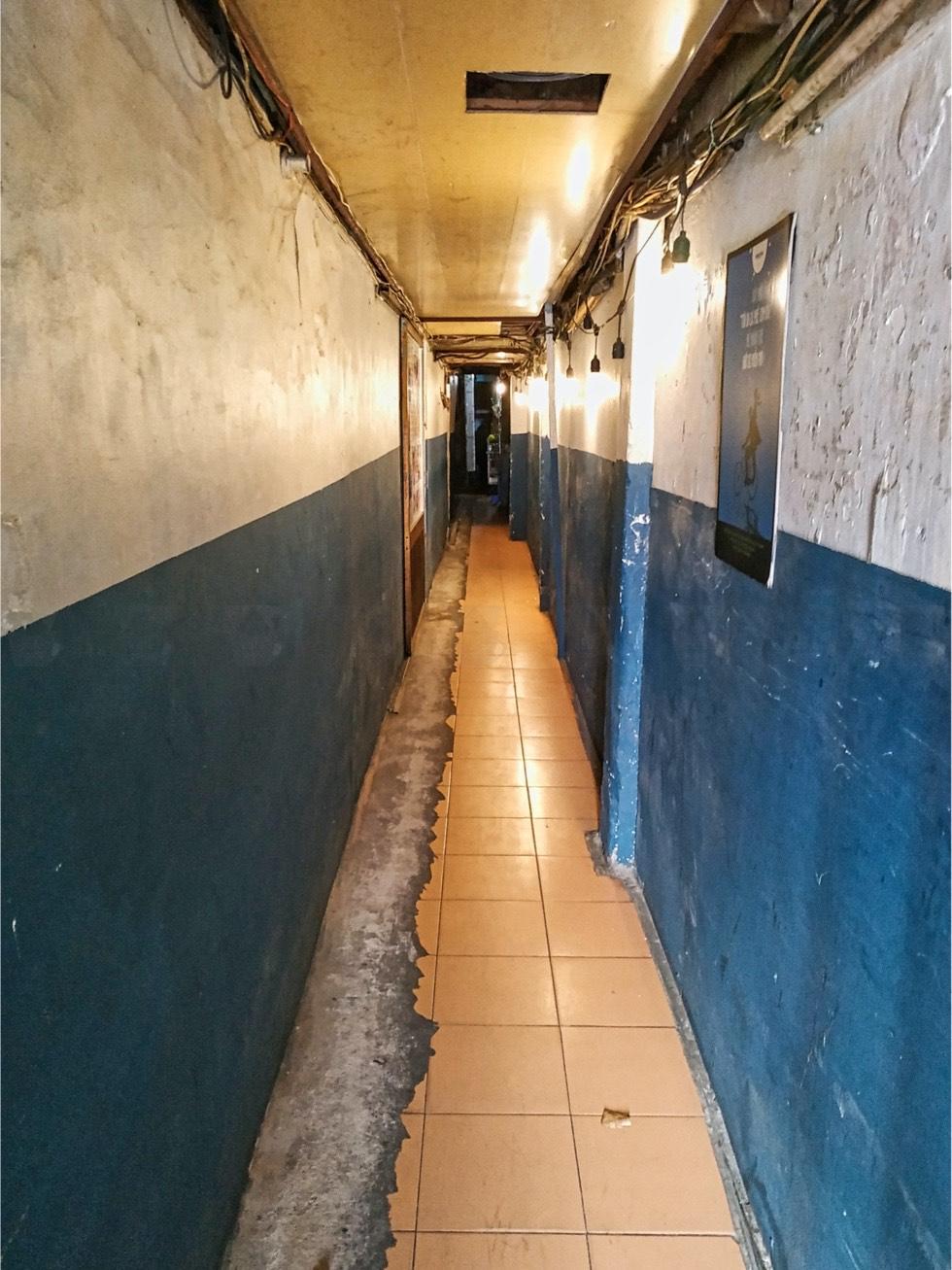 The Hidden Elephant Hallway