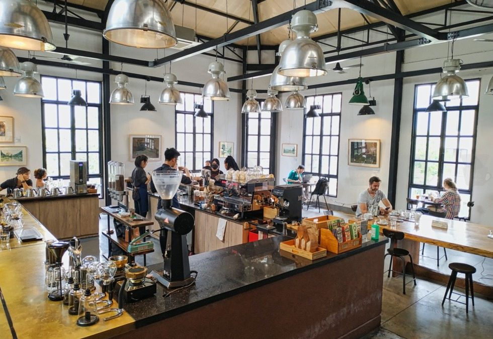 The Workshop Specialty Coffee Featured