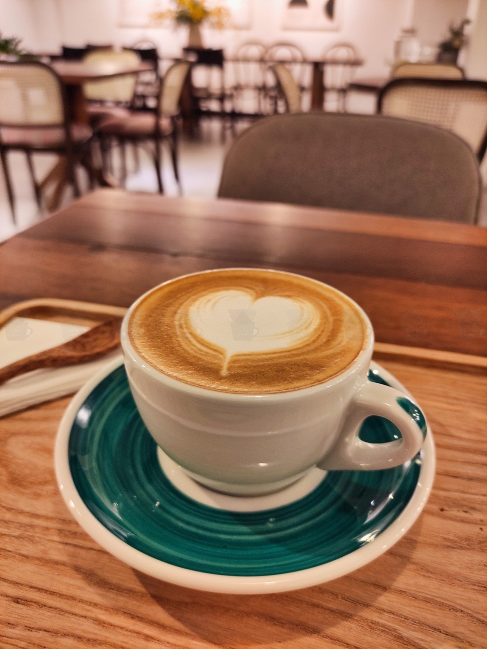 Unihub Coffee Closeup