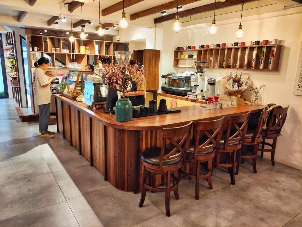 Unihub Coffee Counter